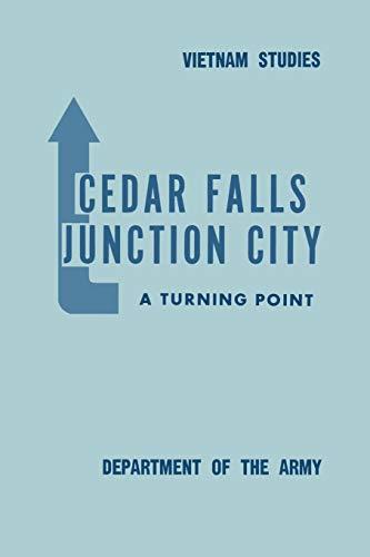 9781780392400: Cedar Falls-Junction City: A Turning Point