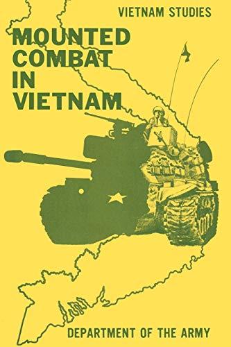 9781780392462: Mounted Combat in Vietnam