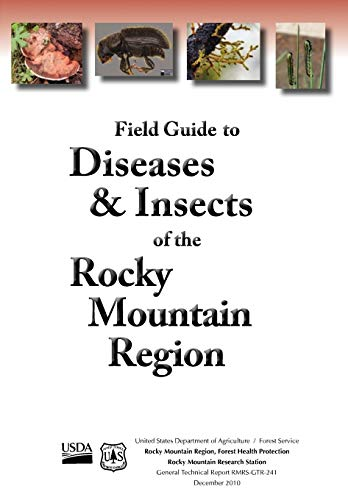 9781780396422: Field Guide to Diseases and Insects of the Rocky Mountain Region