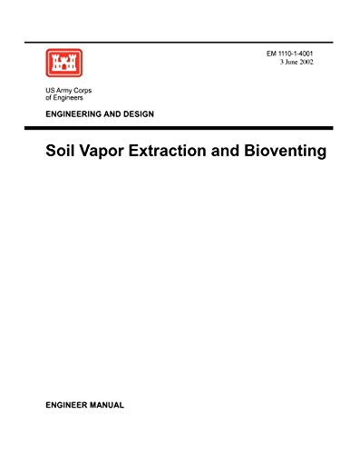 Engineering and Design: Soil Vapor Extraction and Bioventing (Engineer Manual EM 1110-1-4001): US ...