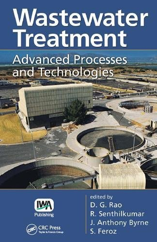 9781780400341: Wastewater Treatment: Advanced Processes and Technologies