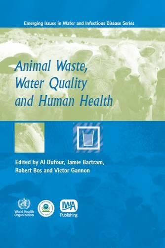 9781780401232: Animal Waste, Water Quality and Human Health (Who Emerging Issues in Water & Infectious Disease)