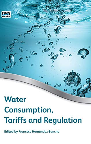 9781780404677: Water Consumption, Tariffs and Regulation