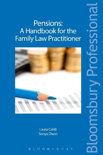 9781780432045: Pensions - A Handbook for the Family Law Practitioner: A Guide to Irish Law