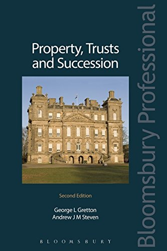 9781780432236: Property, Trusts and Succession: Second Edition