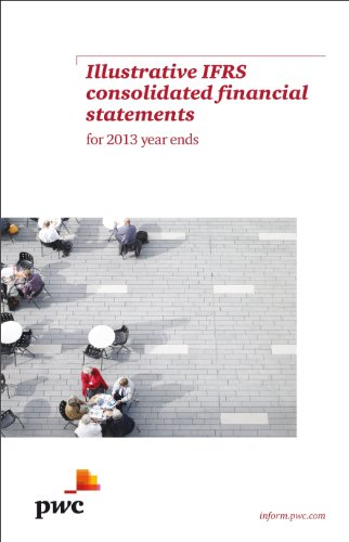 PwC Illustrative IFRS Consolidated Financial Statements for: PwC