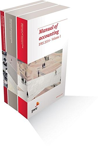 9781780433066: PWC Manual of Accounting IFRS 2014 Pack 2014