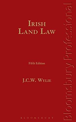 Irish Land Law (Hardback): J. C. W. Wylie