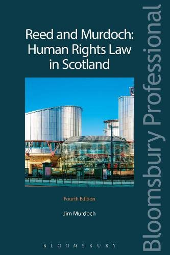9781780435732: Human Rights Law in Scotland: Fourth Edition