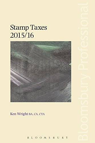 Stamp Taxes: Kevin Griffin
