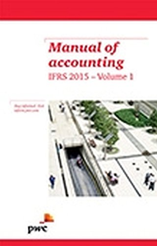 Manual of Accounting Ifrs 2015 Vol 1&2: PWC