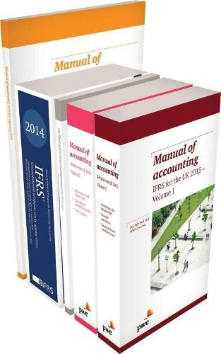 IFRS Reporting 2015 Pack (Paperback): PwC