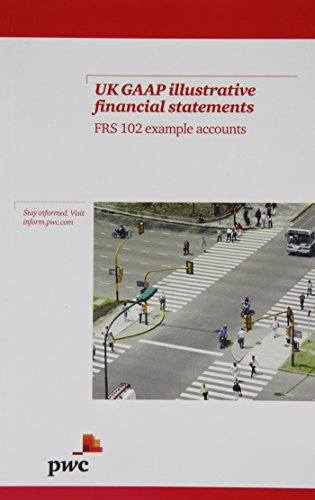 UK GAAP Illustrative Financial Statements: FRS 102 Example A