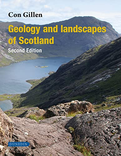 Geology and Landscapes of Scotland (Paperback)