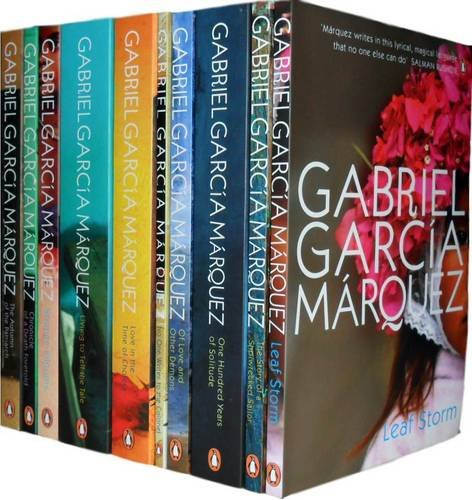 9781780480404: Gabriel Garcia Marquez Collection: Love in the Time of Cholera, One Hundred Years of Solitude, Chronicle of a Death Foretold, of Love and Other Demons, the Story of a Shipwrecked Sai