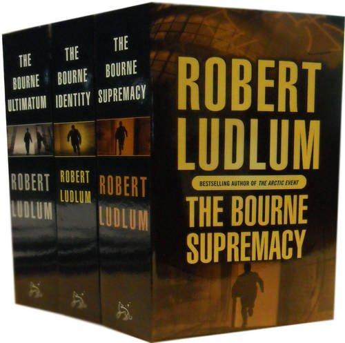 9781780481005: The Bourne Trilogy: The Bourne Identity, the Bourne Supremacy, the Bourne Ultimatum