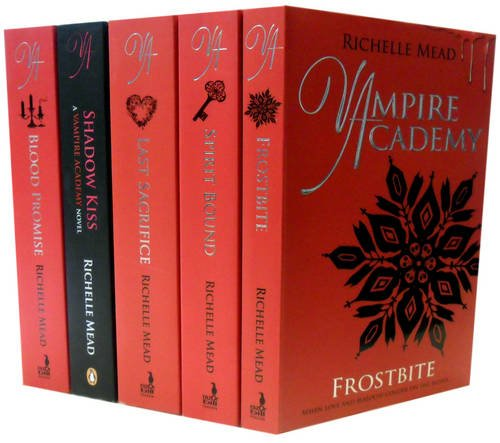 9781780484563: Vampire Academy Series Collection: Last Sacrifice, Spirit Bound, Frostbite, Blood Promise, Shadow Kiss