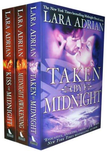 9781780484709: Midnight Breed Triology: Taken by Midnight, Midnight Awakening, Kiss of Midnight