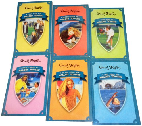 9781780486888: Enid Blyton's Malory Towers 6 books set collection pack set (Vol 1 - 6)