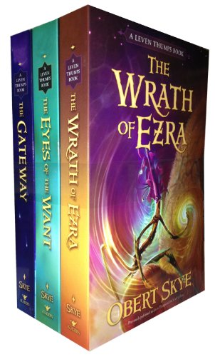 9781780488097: Obert Skye a Leven Thumps Collection 3 Books Set the Gateway, the Wrath of Ezra