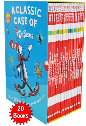 9781780489759: Classic Case of Dr. Seuss - 20 Books Set (Includes Lorax New)