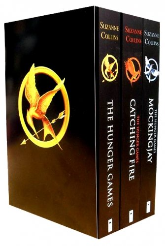 9781780489773: The Hunger Games Catching Fire Mockingjay Books Collection Suzanne Collins Set