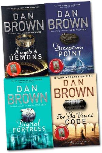 9781780489919: Robert Langdon Series Collection Dan Brown 4 Books Set (Deception Point, Etc)