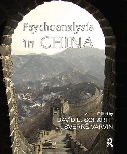 9781780490830: Psychoanalysis in China
