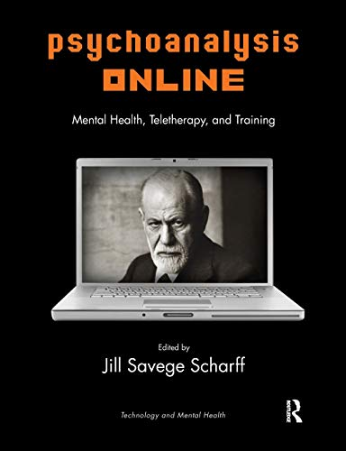 9781780491547: Psychoanalysis Online (Library of Technology and Mental Health)