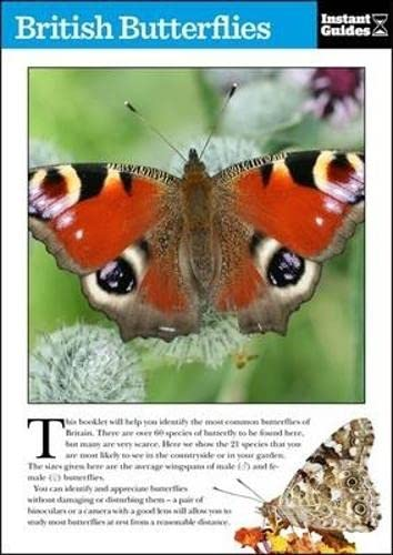 British Butterflies (Instant Guides): Instant Guides