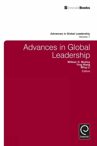 Advances in Global Leadership: William H. Mobley