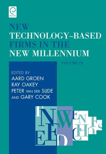 9781780521183: New Technology-Based Firms in the New Millennium IX