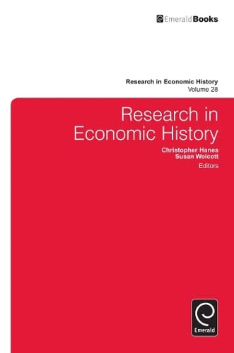 9781780522463: Research in Economic History