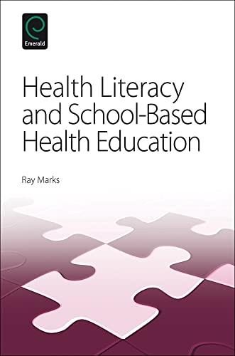 9781780523064: Health Literacy and School-Based Health Education