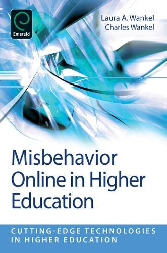 9781780524566: 5: Misbehavior Online in Higher Education (Cutting-Edge Technologies in Higher Education)