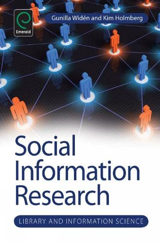 9781780528328: Social Information Research (Library and Information Science) (Library and Information Science (Hardcover))