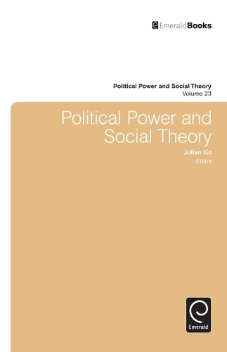9781780528663: Political Power and Social Theory