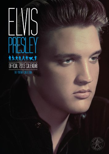 9781780540504: Official Elvis 2013 Calendar