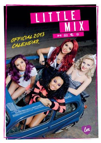 9781780540610: Official Little Mix 2013 Calendar