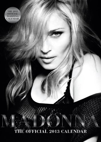 9781780540627: Official Madonna (Square) 2013 Calendar