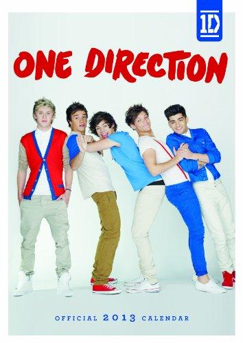 9781780540689: Official One Direction 2013 Calendar