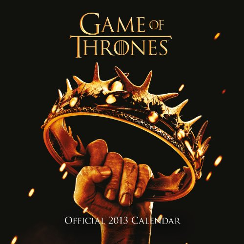 9781780540924: Official Game of Thrones 2013 Calendar