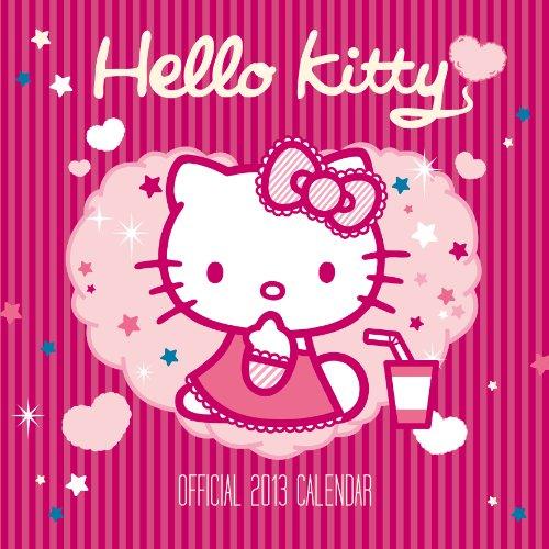 9781780540955: Hello Kitty Official 2013 Calendar