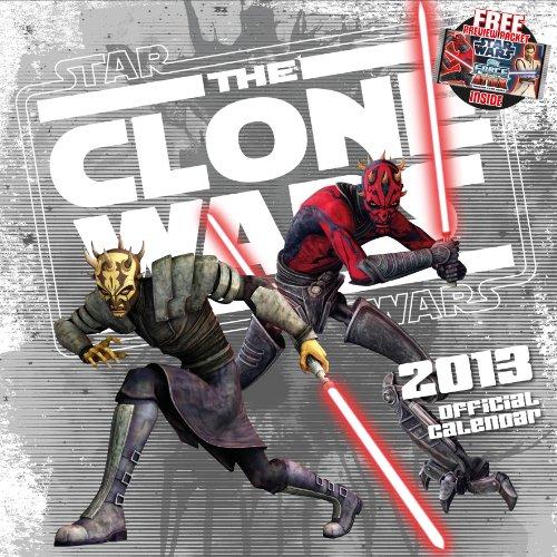 9781780541204: Official Star Wars Clone Wars 2013 Calendar