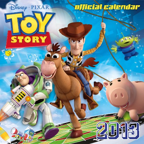 9781780541297: Official Toy Story 2013 Calendar