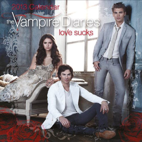 9781780541327: Official Vampire Diaries 2013 Calendar