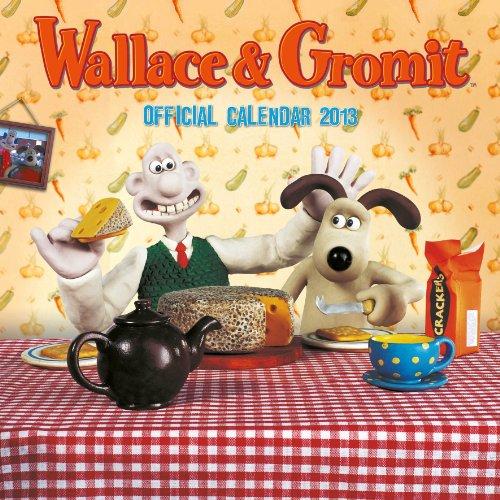 9781780541334: Official Wallace & Gromit 2013 Calendar