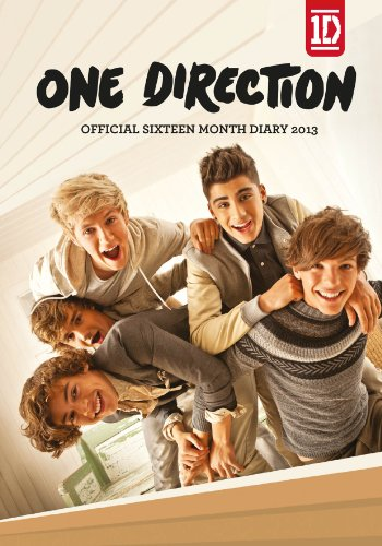 9781780541785: Official One Direction (A6) Diary