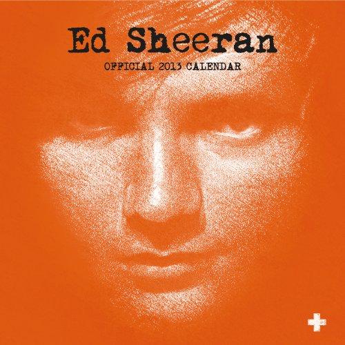 9781780542300: Ed Sheeran Official Calendar 2013