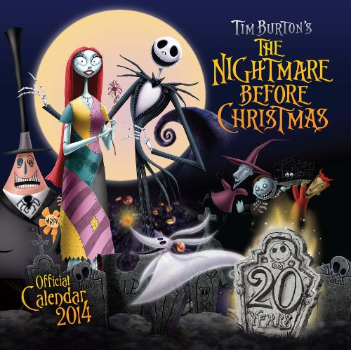 9781780543383: Official Nightmare Before Christmas 2014 Calendar